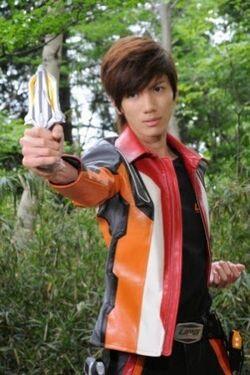 Hikaru Raido di Ultraman Ginga S.jpg