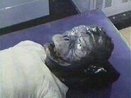 Mummy man corpse