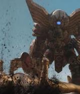 Jasyuline v Ultraman Mebius G I