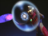 Ultraman Dyna Ultra Barrier (Flash)