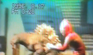 Godzilla with Ultraman