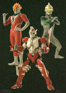 Ultimate Force Trio