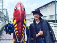 Hideo Ishiguro and Metron