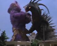 Mean monster