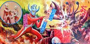 Ganza-vs-Tagarl-Ultraman-Taro-April-2020-02