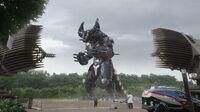 Ultraman X-Cyber Gomora Screenshot 001