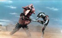 Ace vs Alien Fire