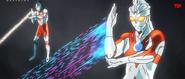 Ace fires Metallium Ray