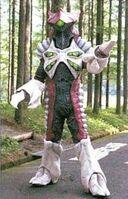 Alien Zamu II profile