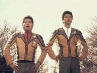 Ryu and Kazuya