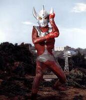 Ultraman-Taro 11
