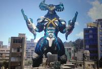 Cyber Gomora relized