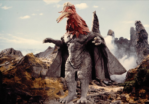 Mystery of the Big Bird Monster Terochilus