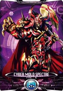 Ultraman X Cyber Mold Spectre Card.png