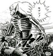 Alien Talk Manga