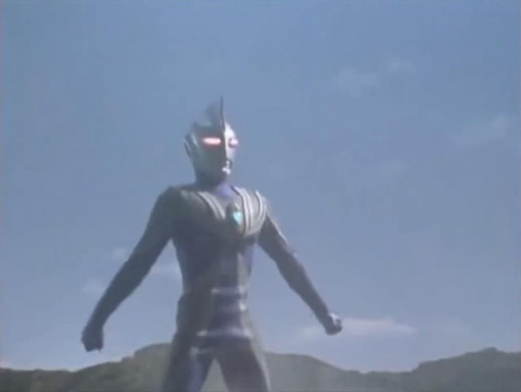 Imitasi Ultraman Agul
