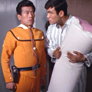 Toshio Muramatsu awoken suddenly
