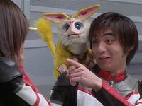 Asuka teases Ryo