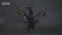 Bajiris Bone Wing Flight