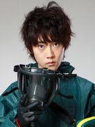 Researcher Kaburagi