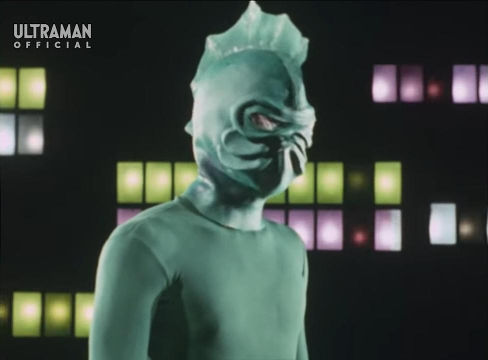 Invaders (Mirrorman)