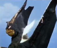 Gyeron Monster Armored Wings
