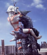 Garan v Ultraman Ace
