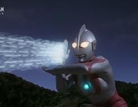 Ultraman Tiga Ultraman Specium Ray