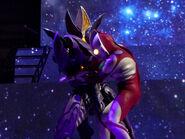 Zetton Alien Baltan vs Ultraman