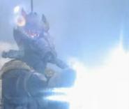 Alien Temperor Explosion Flashes