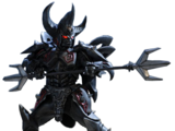 Armored Darkness