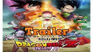 Dragon Ball Z Revival of F Teaser Trailer