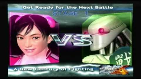 Tekken 4 - Xiaoyu Playthrough