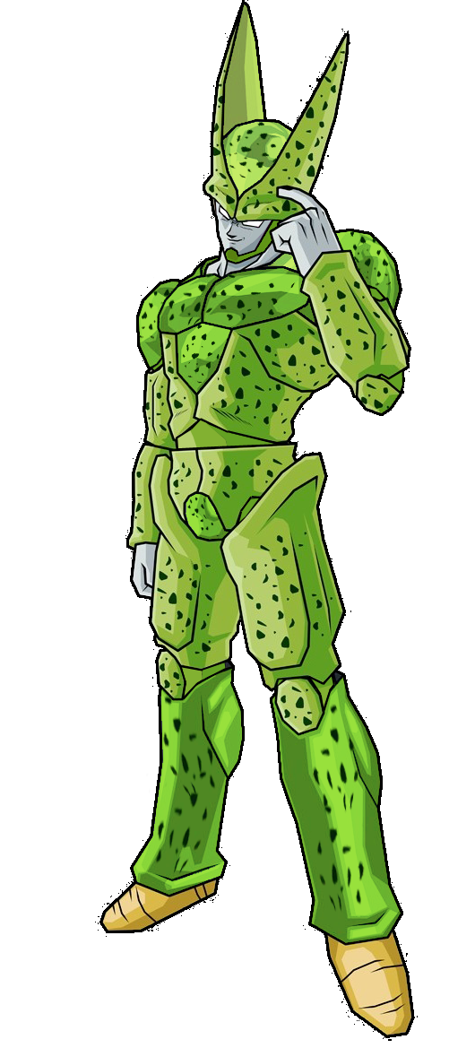 Cell (Broly absorbed)