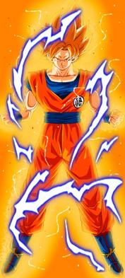 Goku SSO