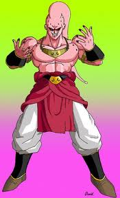 Buu (Broly absorbed)