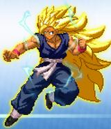 Super Saiyan 3 Okran