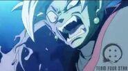 Dragon ball super abridged Trunks kills Zamasu by Team Four Star-0