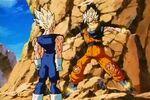 Goku vs vegeta 2