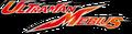 Ultraman Mebius English Logo