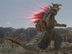 Zaigorg in Ultraman X the Movie: Here He Comes! Our Ultraman