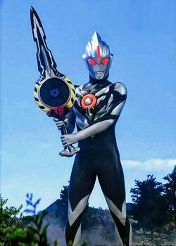 Ultraman Orb Dark