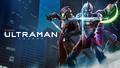 Ultraman Anime Poster