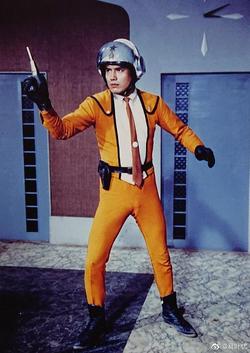 Shin Hayata in Ultraman