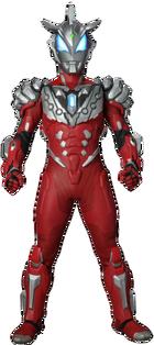 Ultraman Geed Solid Burning