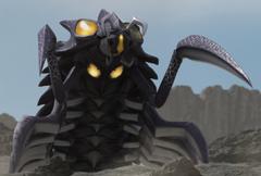 Gigant Hyper Zetton in Ultraman Saga