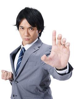 Leito Igaguri in Ultraman Geed