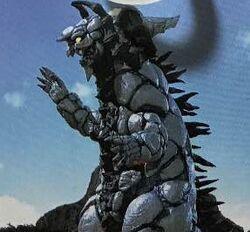 Clone Silvergon in Ultraman Dyna