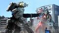 Ultraman Trigger & Z vs. King Joe SC