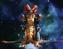 Gargorgon in Ultraman Trigger: New Generation Tiga